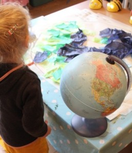 Learning about the World at our Leeds Nursery